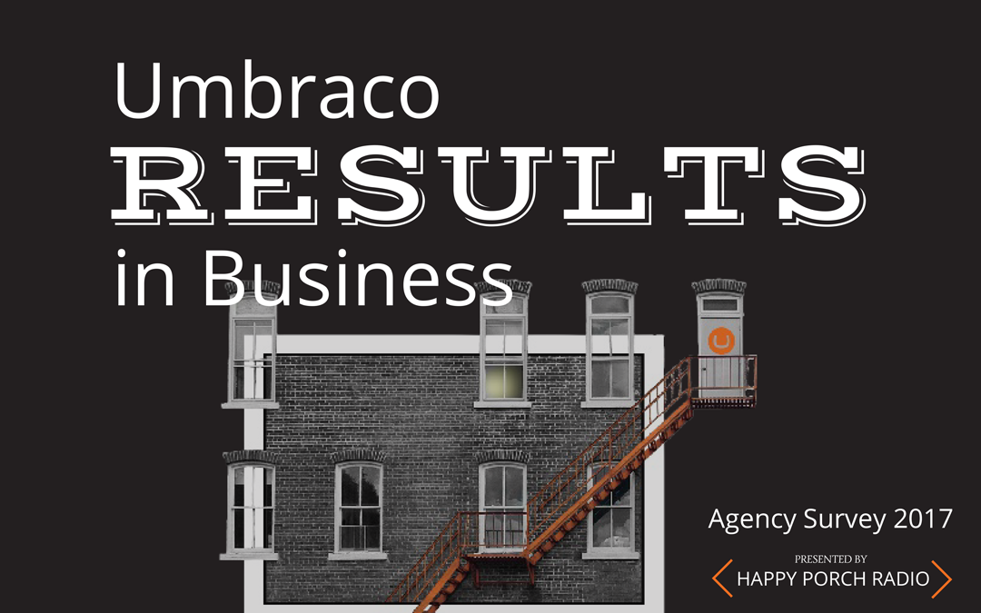 Umbraco in Business Survey Results
