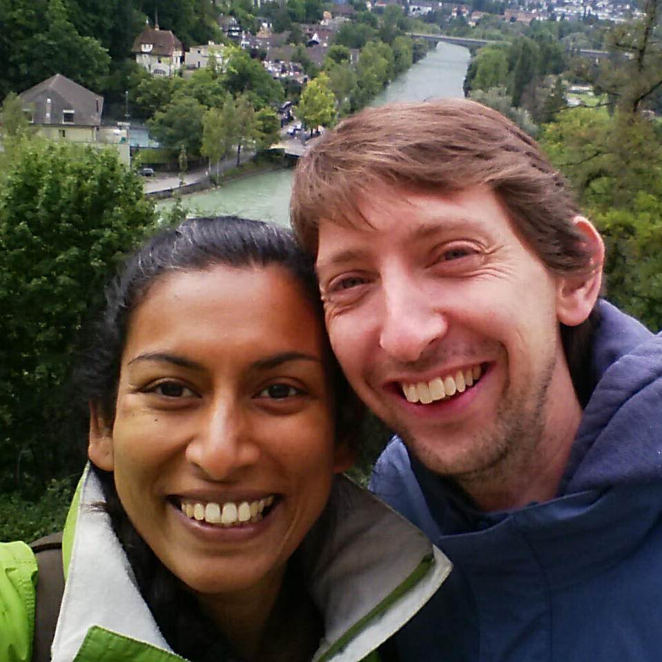 Vineeta and Tom of Wholegrain Digital